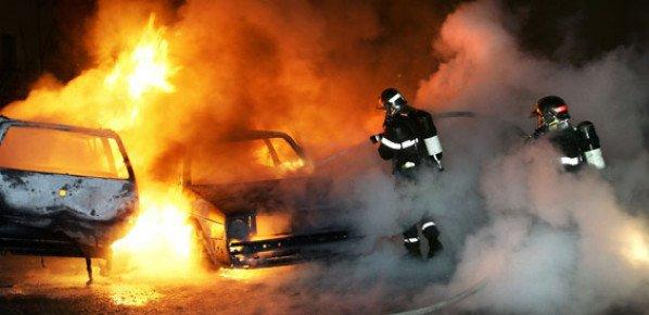 Nouvel incendie de voiture à la ZUP de Blois.
