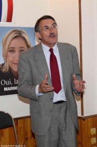 Réunion publique à Blois avec Michel Guiniot et Joëlle Mélin dans Loir et Cher DSC_7402-198x300