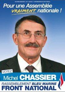 2ème tour : les consignes de Michel Chassier dans Blois affiche-MC-210x300