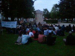 veilleurs Blois 4 juillet