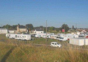 Blois caravanes parc expos