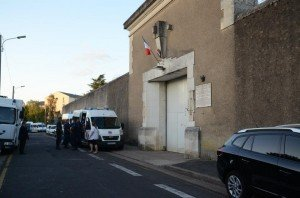 mutinerie prison Blois