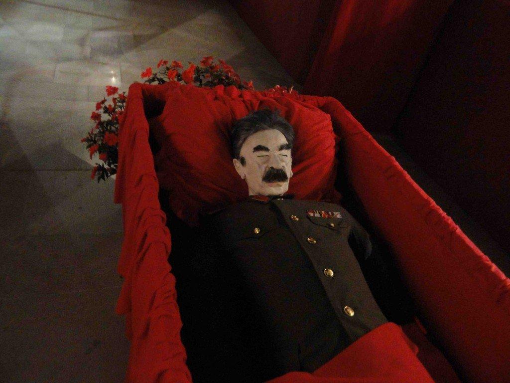 cercueil staline