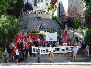 Blois Manif Gaza