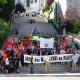 Blois : manifestation de soutien à Gaza