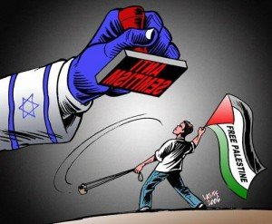Manif Palestine