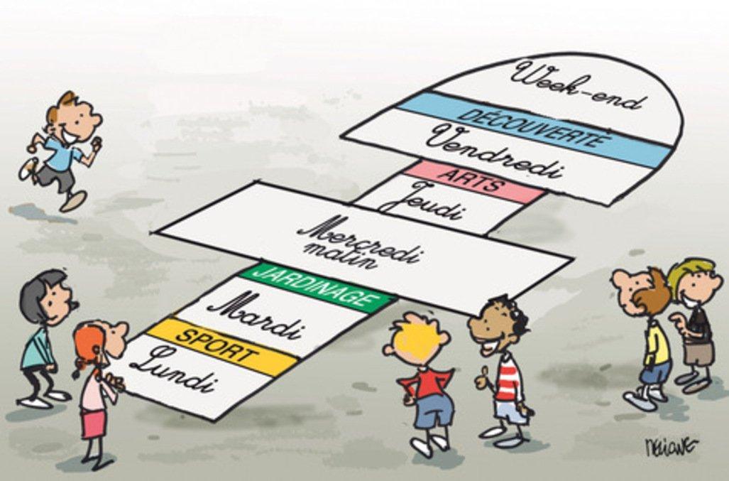 réforme des rythmes scolaires  Forum L'Ecole Maternelle Magicmaman