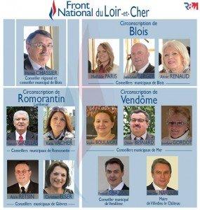 Vos élus FN/RBM en Loir-et-Cher