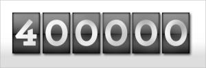400 000 visiteurs