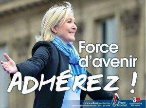 Adhérez au Front National !