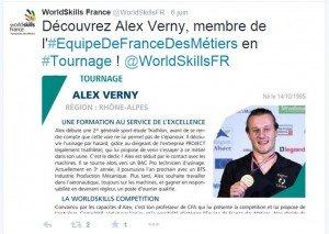Olympiades Alex Verny