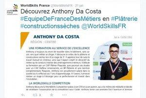 Olympiades Anthony Da Costa