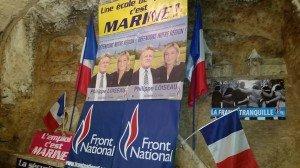 dîner débat FN régionales 2015