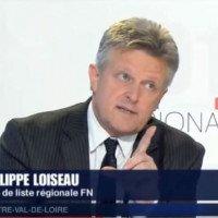 Régionales 2015 : Le FN, 1er parti de France, du Centre-Val de Loire et du Loir-et-Cher.