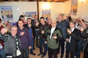 soirée 1er tour Blois