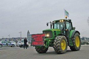 manif agriculteurs Blois_2