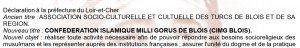 Millio Gorus Blois