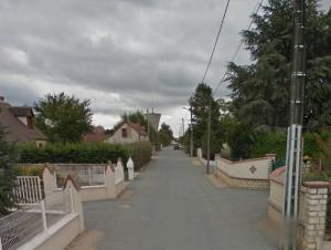 Rue des Bluets