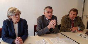 Conférence de presse Orléans