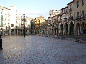 Aranda de Duero. Espagne Jumelée avec Romorantin