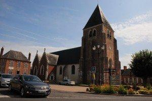 Eglise Nouan le Fuzelier