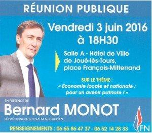 Bernard Monot Tours