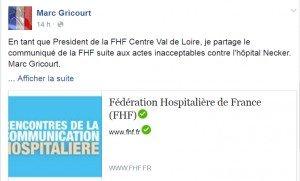 FB Marc Gricourt FHF