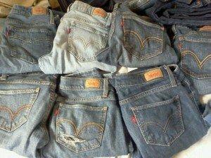 contrefaçon jeans