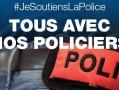 Blois des policiers agressés lors d'un contrôle, voitures incendiées place Coty.