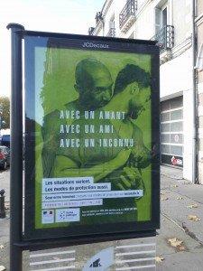 Affichage public Blois