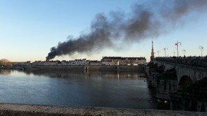 fumee Blois Vienne