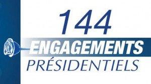 Engagements présidentiels
