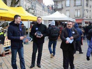 Marché Blois 11-02