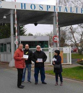 Hôpital Blois