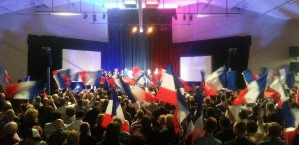 Marion Maréchal Le Pen à Saint Jean le Blanc : «cette présidentielle est un choix de civilisation !»