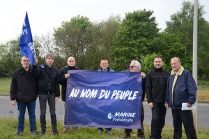 Action rond-point 4-05-2017