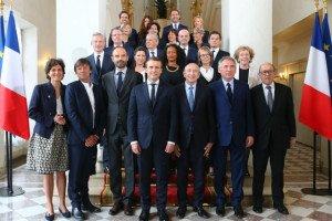 Gouvernement Macron 1