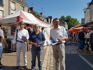 Marché Blois 27-05