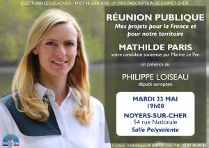 Réunion Mathilde