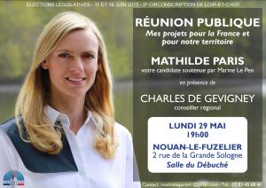 Réunion Mathilde 2