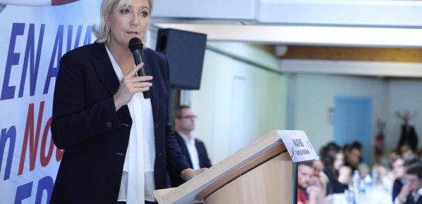 Le grand retour de Marine Le Pen.