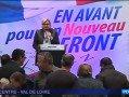 Marine Le Pen à Romorantin : la vidéo.