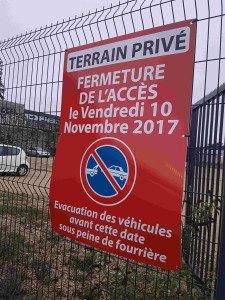 Parking ouest gare Blois