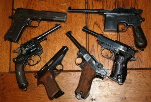 armes de collection