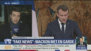 Censure Macron