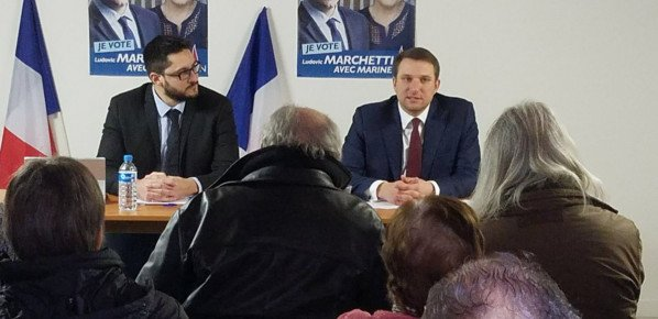 Elus en formation, réunion à Montargis : le FN est toujours aussi actif en région Centre.