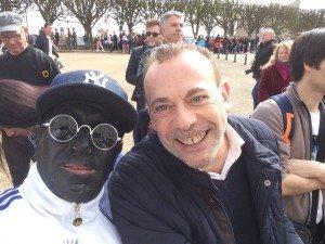 Meress  blackface