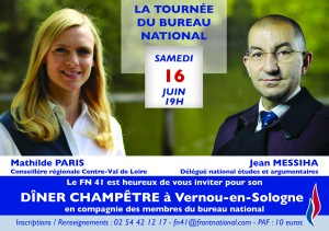Flyer Fête Champêtre 2018