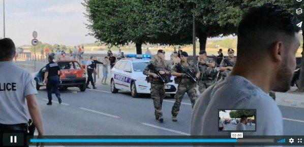 15 juillet à Blois : quand la fête dégénère.