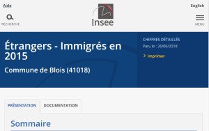 INSEE Blois 2015